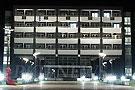 畅春园宿舍夜景