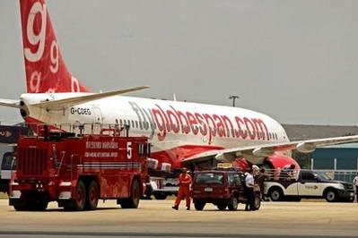 孟加拉飞机因乘客打架在曼谷紧急迫降(图)