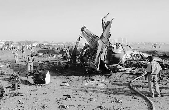 苏丹一架货运飞机坠毁4名俄罗斯籍机组人员死亡