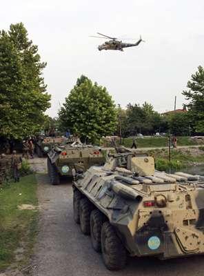 俄罗斯三军部队已控制南奥塞梯大部分地区