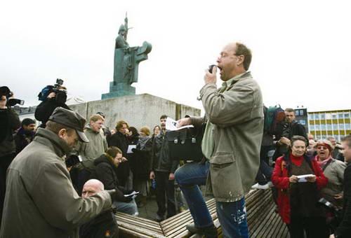 全球金融投机中的国家危机:谁拯救冰岛