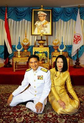 泰国新总理给全国人民发短信介绍自己(图)