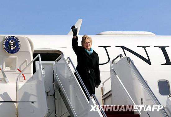 希拉里访韩初露奥巴马政府朝鲜半岛政策轮廓