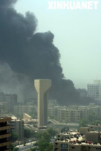巴格达爆炸致45人死亡295人受伤