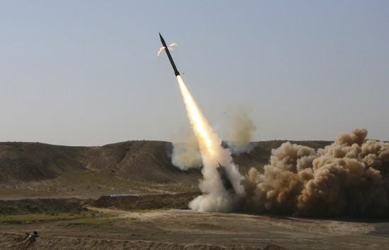 伊朗成功测试多导弹发射系统发射数枚短程导弹