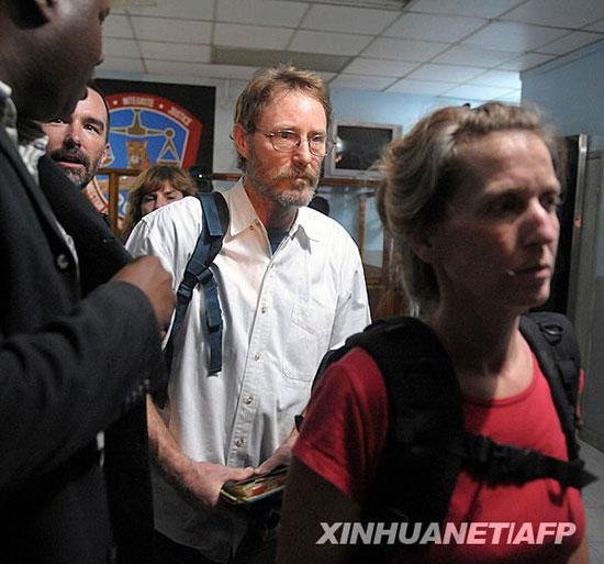 海地释放8名被控企图绑架儿童的美国传教士