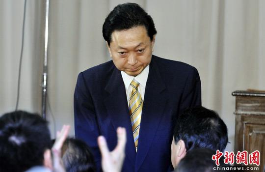 日民主党着手酝酿新首相鸠山承认无法取信于民