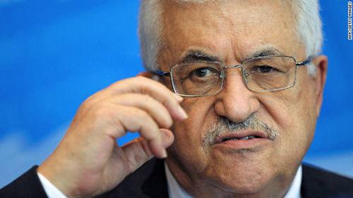 阿巴斯在上月联合国大会期间向安理会递交了巴勒斯坦成为联合国正式会员国的申请。