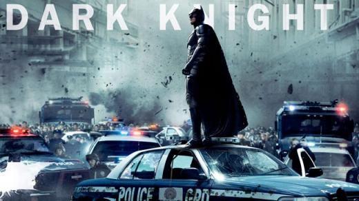 电影《蝙蝠侠》海报