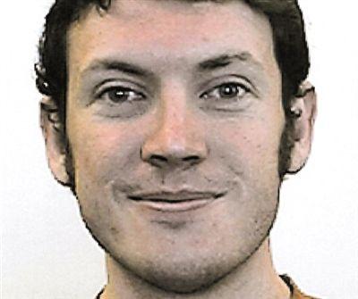24岁的枪案疑犯詹姆斯・霍姆斯。