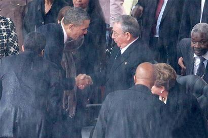 曼德拉的追悼会规模将超过包括英国前首相丘吉尔,王妃戴安娜,美国总统