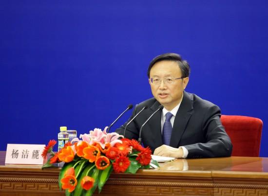 杨洁篪:中美关系当务之急是美认真对待中方立场