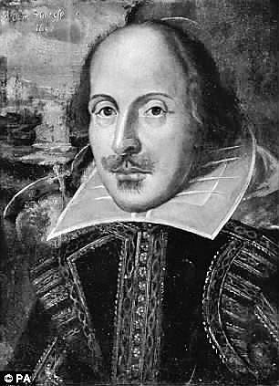英国科学家规复莎士比亚三维肖像遭怀疑(组图)