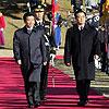 2005年11月:国家主席胡锦涛访韩
