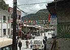 中印两国边民进行贸易往来的主要街道