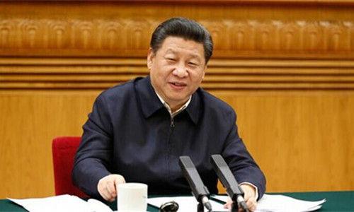 2月19日,习近平在北京主持召开党的新闻舆论工作座谈会并发表重要讲话