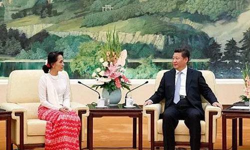 中国拿下缅甸大项目被日媒叹晴天霹雳
