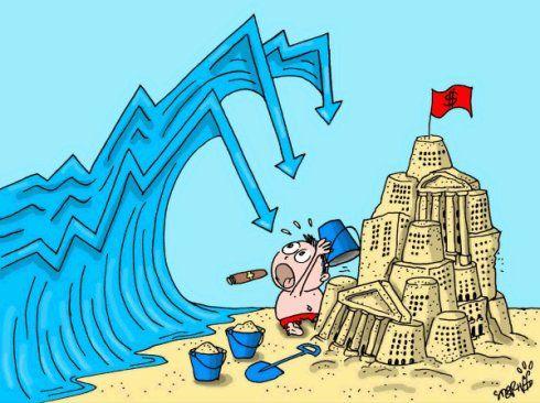 股市会引发中国金融危机么?