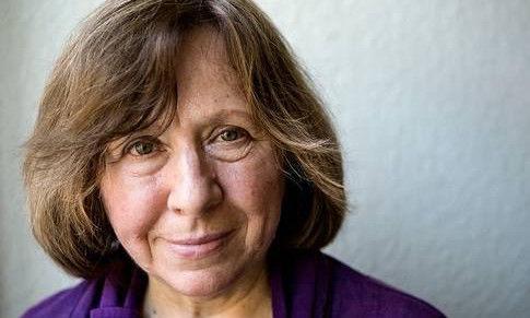 2015年诺贝尔文学奖得主斯维拉娜・亚历塞维奇