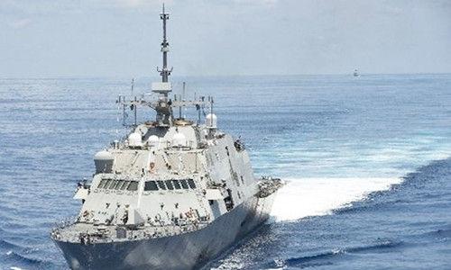 """美国在南海""""维护航行自由""""有理么?"""