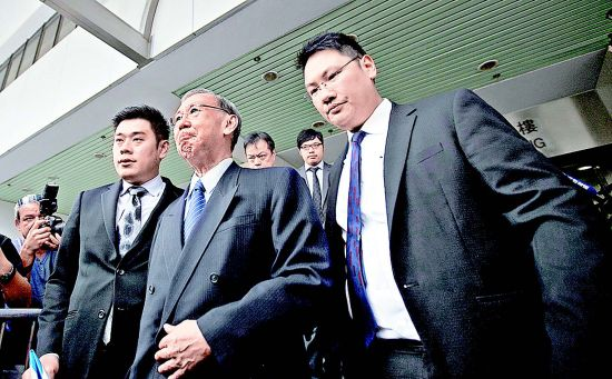 香港反腐也打出了 大老虎