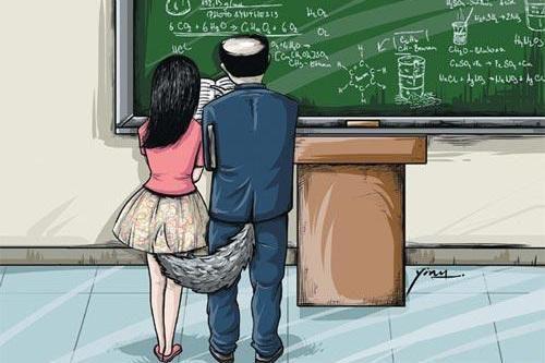 禁止师生恋,最主要的理由,是师生不对等的地位。