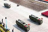 劳动导弹采用隐蔽式发射车