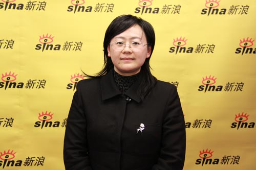 北京化工大学招办主任赵静做客新浪谈09高招政策