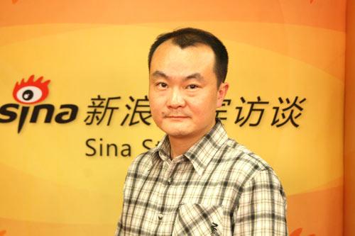 武汉大学招生就业工作处副处长宋朝阳做客新浪谈09高招