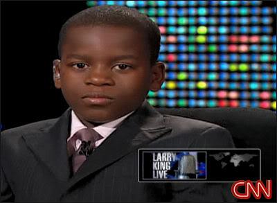 威沃上CNN电视台节目