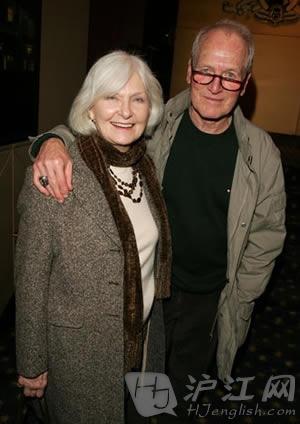 50年婚姻:保罗・纽曼和乔安・伍德华
