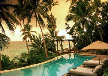 第四名:the seychelles islands 塞舌尔群岛