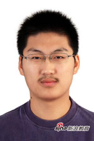 宁夏2010年高考理科状元范海霆