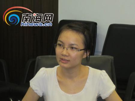 2010年海南省高考文科状元邓园