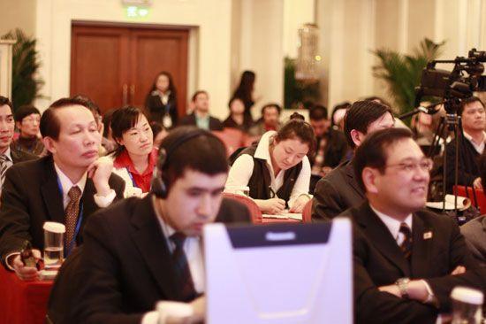2011中国留学论坛分论坛二现场直击