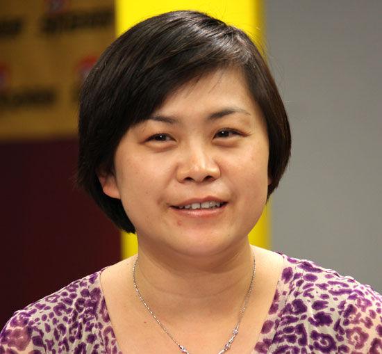 北京四中网校主讲教师,北京四中英语高级教师方芳