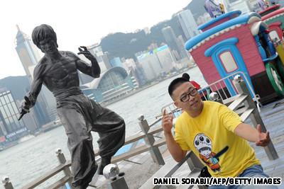 中国香港,星光大道