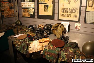 英国伦敦,二战体验博物馆