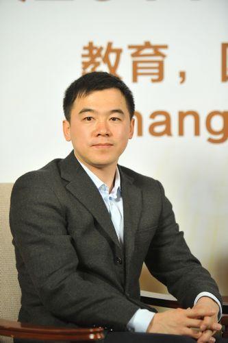 中公教育集团总裁李永新先生在新浪教育盛典