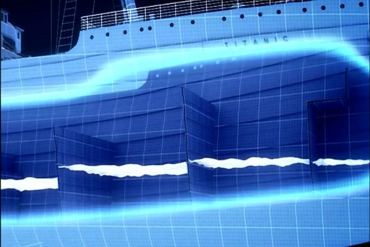 泰坦尼克为何沉没