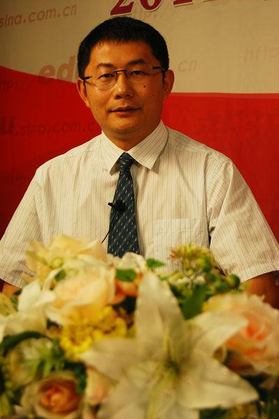 中山大学招生办公室副主任许粤做客新浪