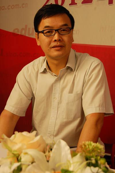 吉林农业大学招生就业处处长叶长江做客新浪