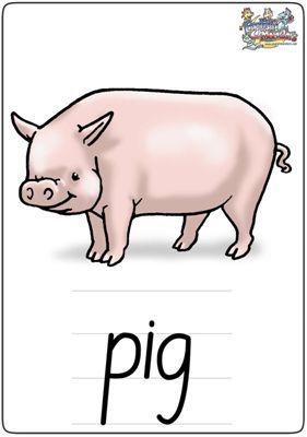 """少儿英语趣味学习卡片之""""动物""""(组图)"""