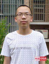 河北2012年高考理科状元张士欣