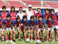 女子橄榄球队首获全国冠军