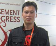 上外MBA学生黄炎威