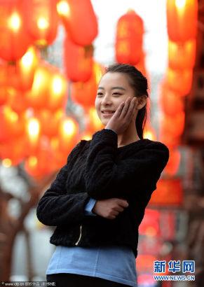 泸州女孩刘芷微北影初试,被评最美考生遭围观