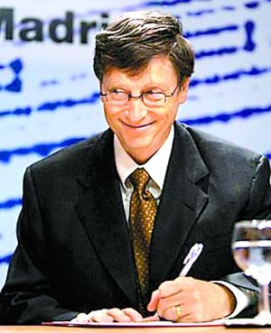 bill gates personality traits essays Here's what the world's richest man says you need for a great career.