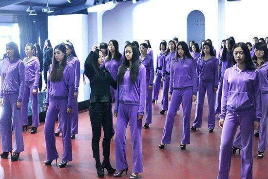 校园关注:80高校选拔千名模特艺考生