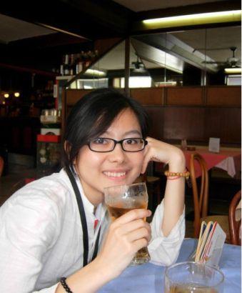广东外语外贸大学美女老师邓玮